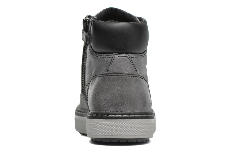 Bottines et boots Geox J Mattias Boy J540ED Gris vue droite