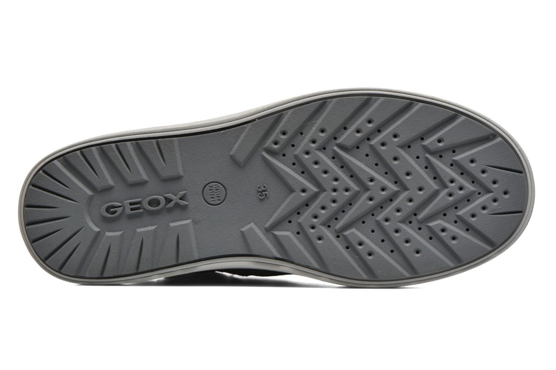 Bottines et boots Geox J Mattias Boy J540ED Gris vue haut