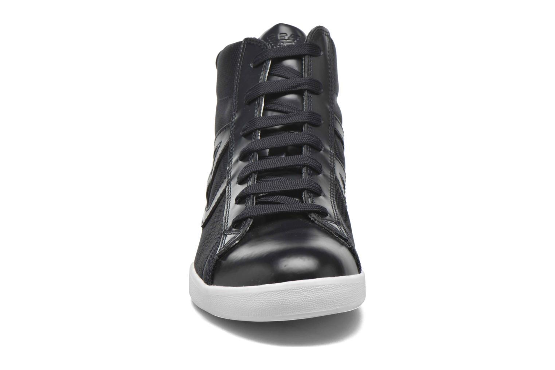 Sneakers Armani Jeans Alessandro Blå bild av skorna på