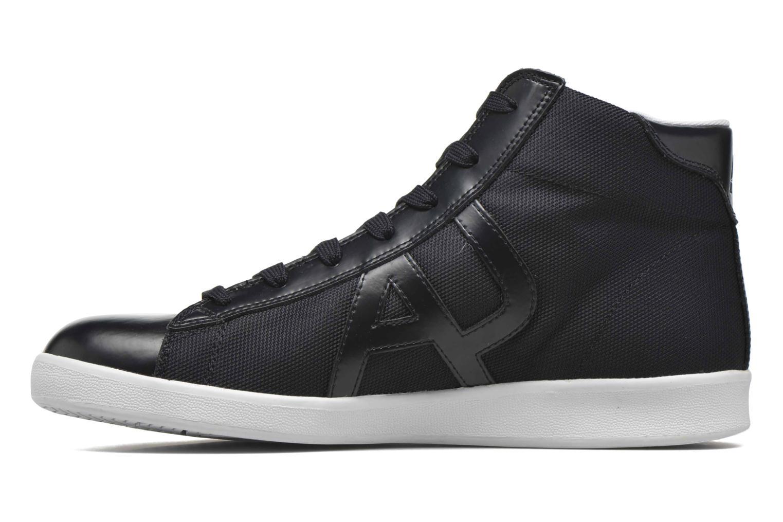 Sneakers Armani Jeans Alessandro Blå bild från framsidan