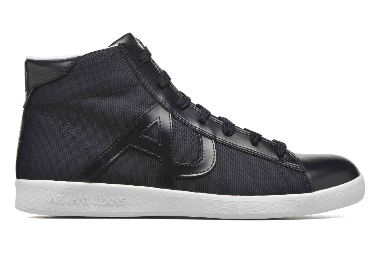 Sneakers Armani Jeans Alessandro Blå bild från baksidan