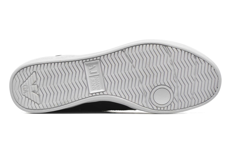 Sneakers Armani Jeans Alessandro Blå bild från ovan