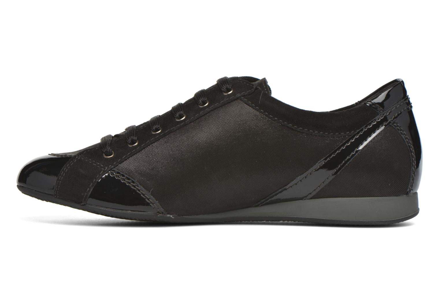 Trainers Mephisto Bernie Black front view
