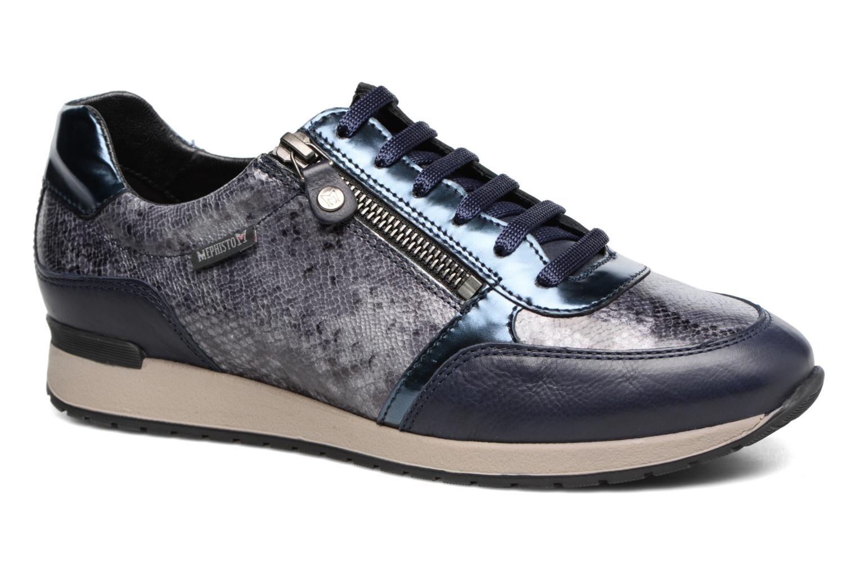 Grandes descuentos últimos zapatos Mephisto Nona (Azul) - Deportivas Descuento