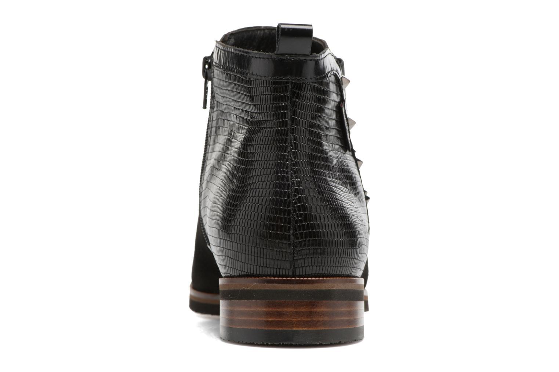 Bottines et boots Mephisto Paulita Noir vue droite