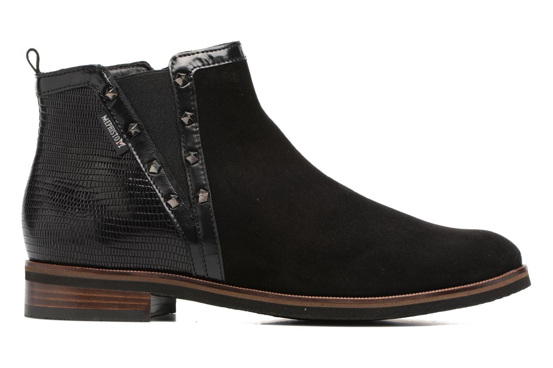 Bottines et boots Mephisto Paulita Noir vue derrière