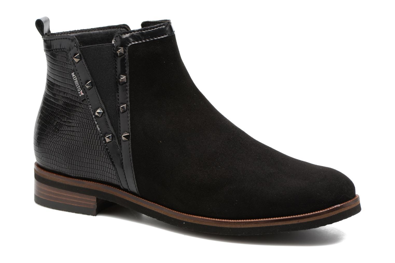 Bottines et boots Mephisto Paulita Noir vue détail/paire