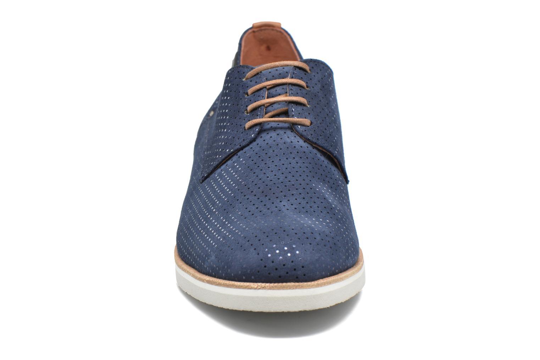 Chaussures à lacets Mephisto Poppy Bleu vue portées chaussures