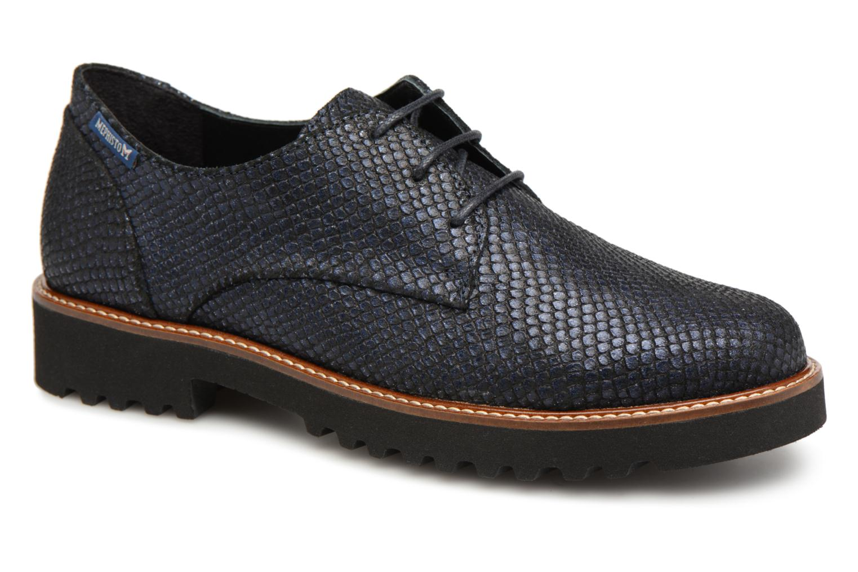 Grandes descuentos últimos zapatos Mephisto Sabatina (Azul) - Zapatos con cordones Descuento