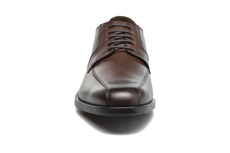 Chaussures à lacets Mephisto Connor Marron vue portées chaussures