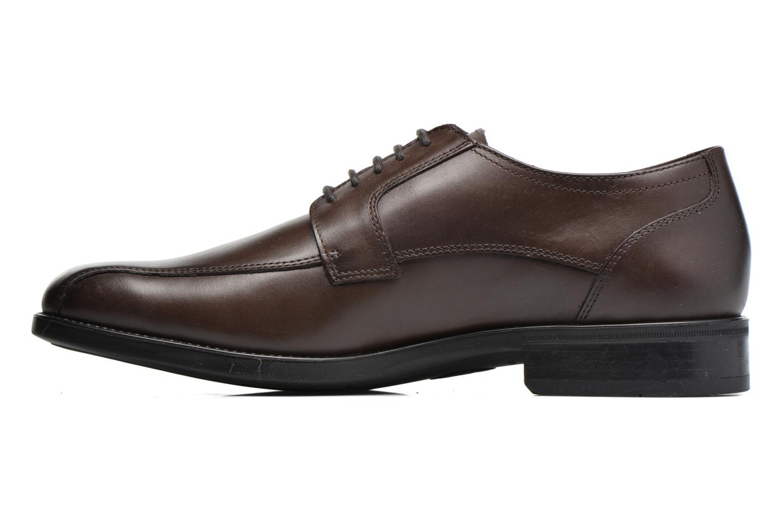 Chaussures à lacets Mephisto Connor Marron vue face
