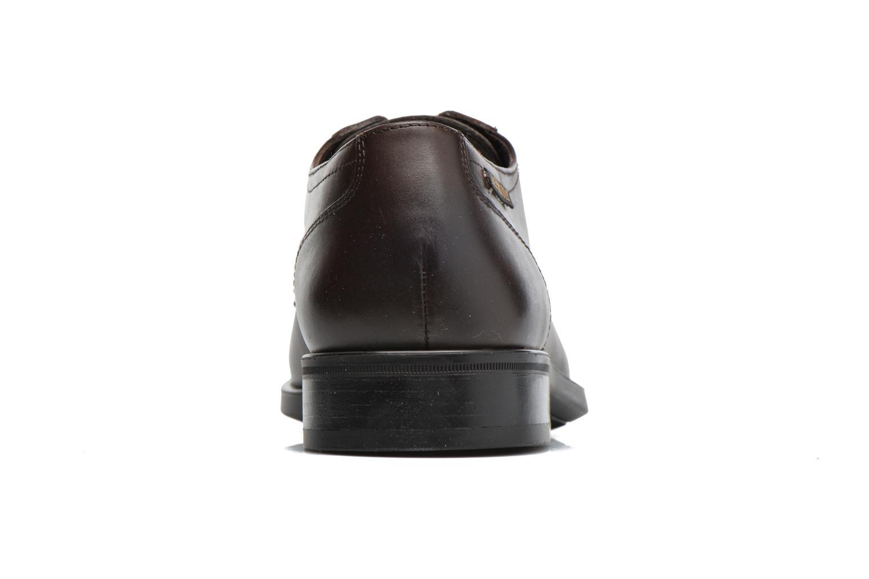 Chaussures à lacets Mephisto Connor Marron vue droite