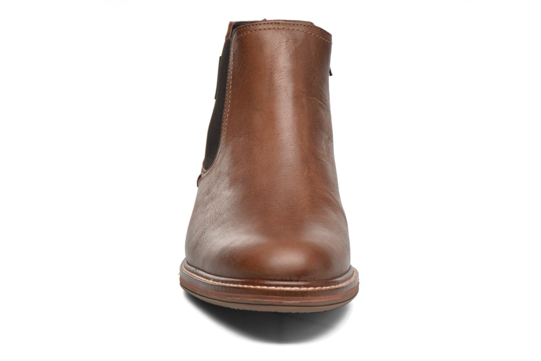Bottines et boots Mephisto Willem Marron vue portées chaussures