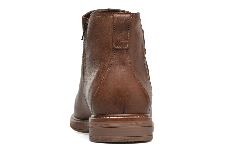 Bottines et boots Mephisto Willem Marron vue droite
