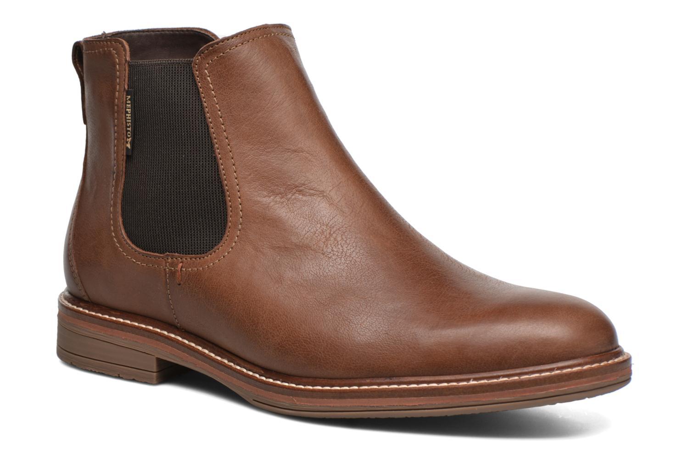 Bottines et boots Mephisto Willem Marron vue détail/paire