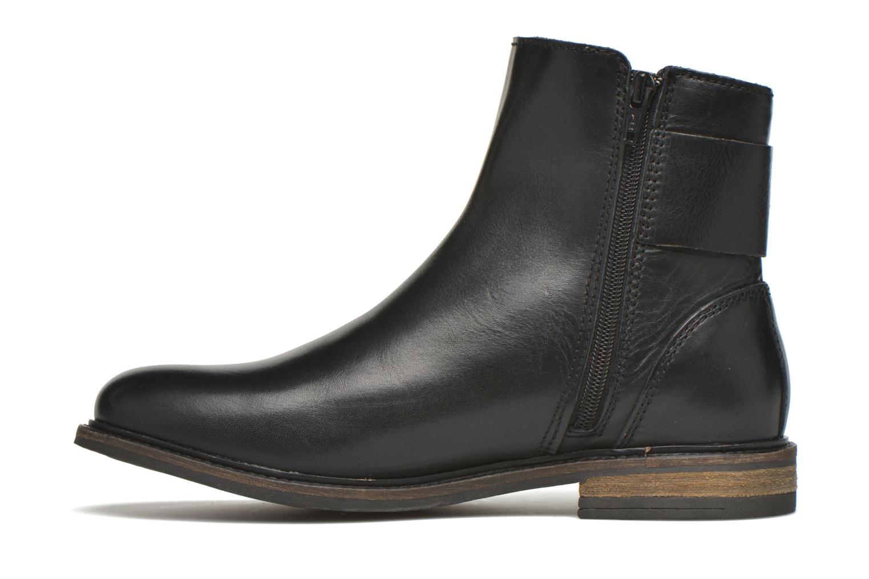 Bottines et boots P-L-D-M By Palladium Namely CT Noir vue face