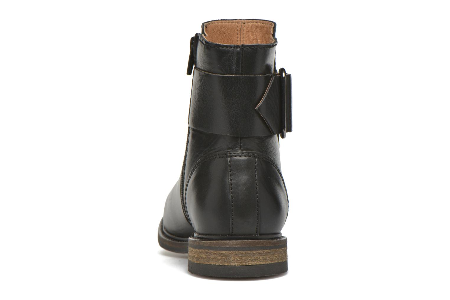 Ankle boots P-L-D-M By Palladium Namely CT Black view from the right