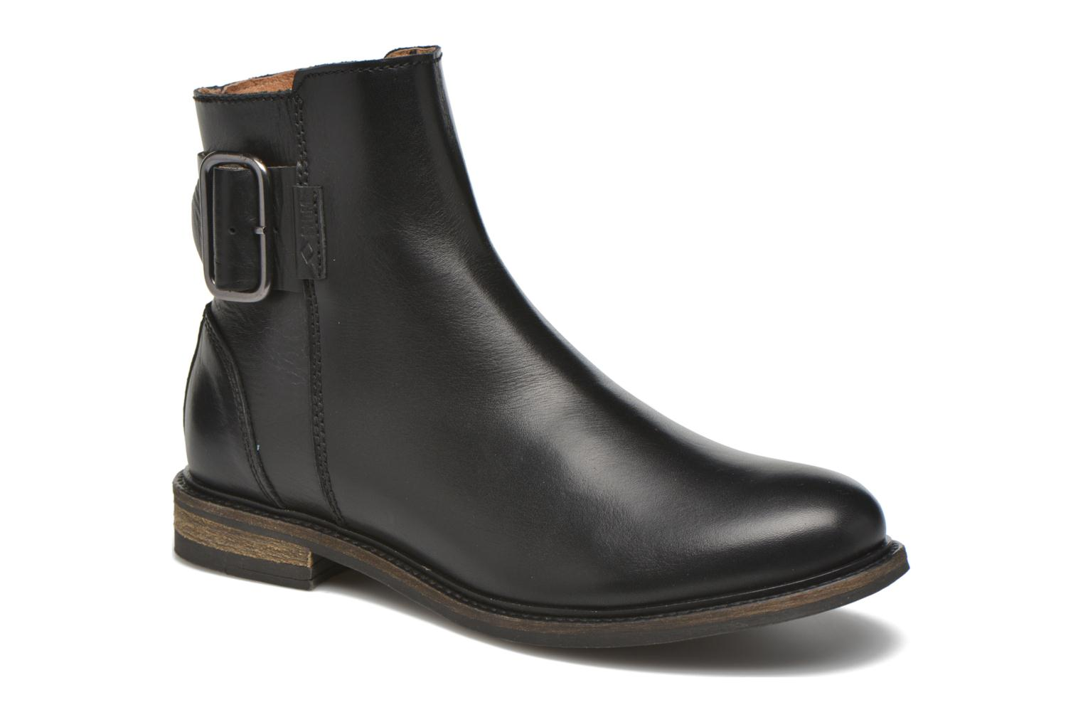 Ankle boots P-L-D-M By Palladium Namely CT Black detailed view/ Pair view