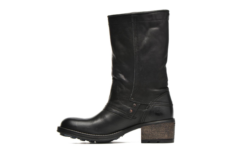 Bottines et boots P-L-D-M By Palladium Capper CML Noir vue face