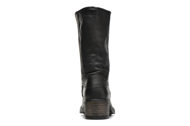 Bottines et boots P-L-D-M By Palladium Capper CML Noir vue droite
