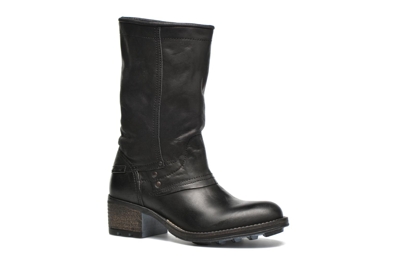 Bottines et boots P-L-D-M By Palladium Capper CML Noir vue détail/paire