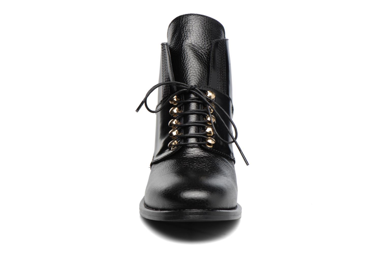 Bottines et boots Jonak Dollus Noir vue portées chaussures