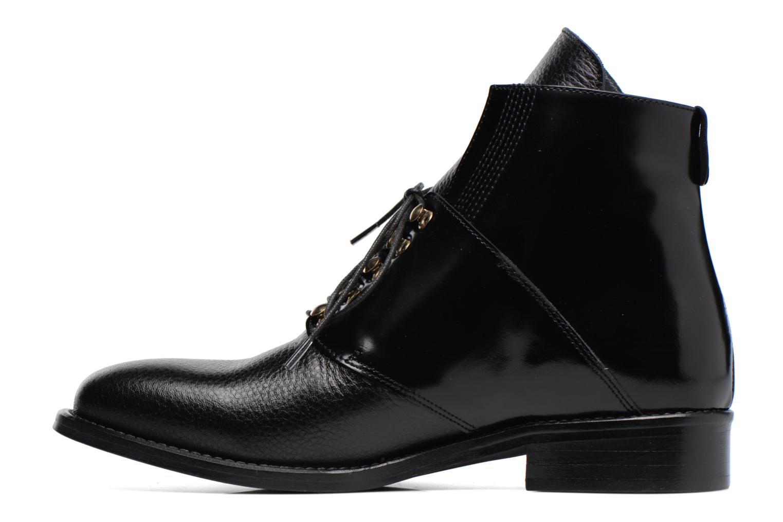 Bottines et boots Jonak Dollus Noir vue face