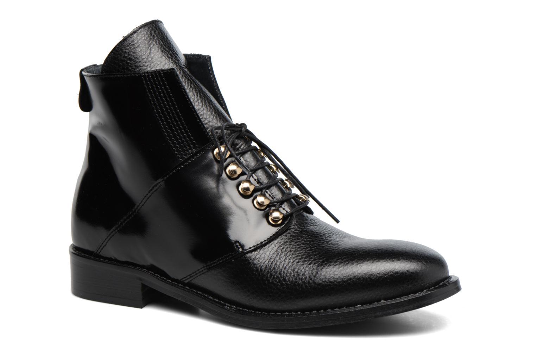 Bottines et boots Jonak Dollus Noir vue détail/paire