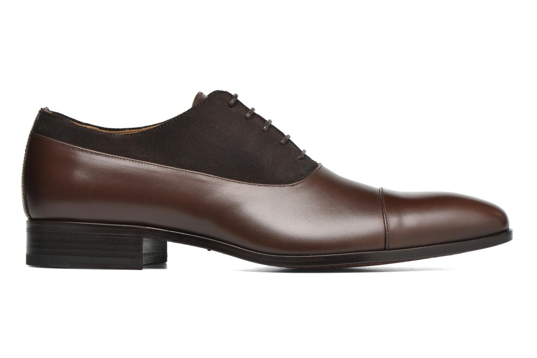 Chaussures à lacets Finsbury Jerico Marron vue derrière