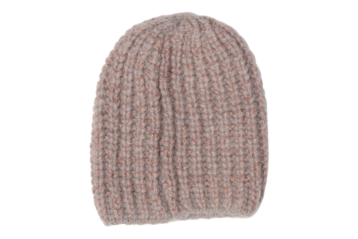 Bonnet lurex Blush