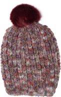Bonnet mouliné