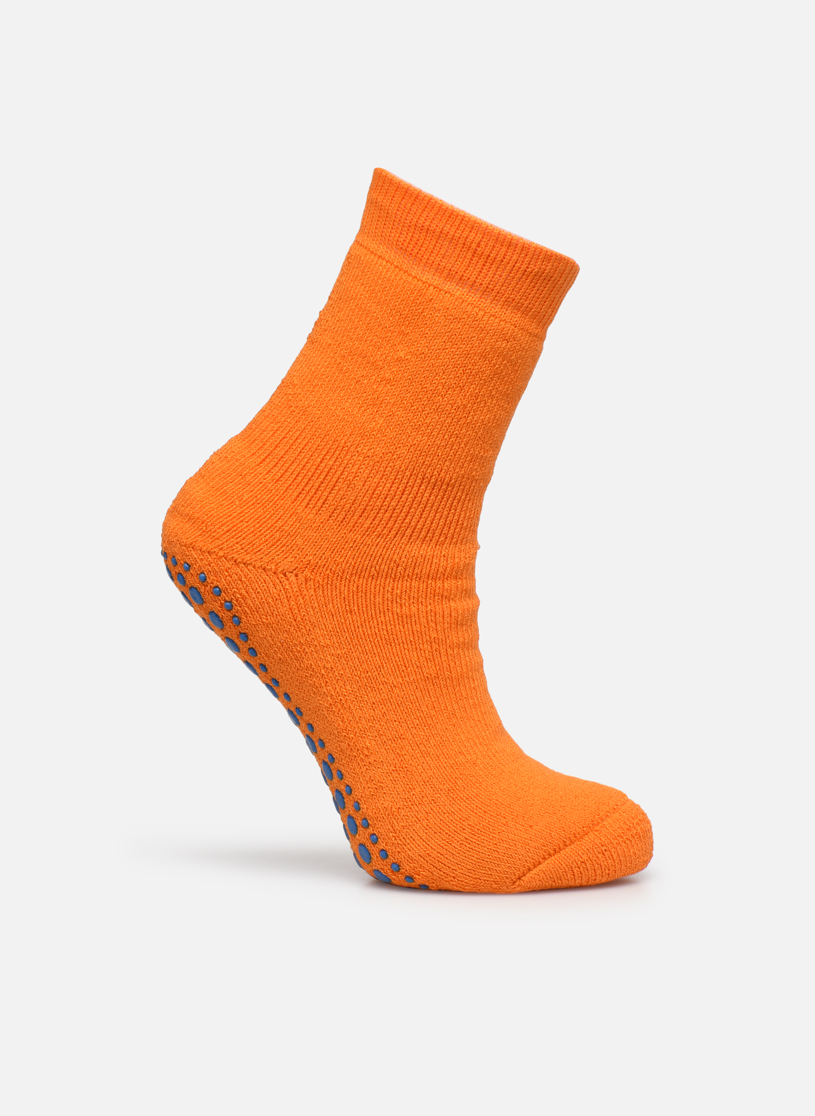 Socks & tights Falke Chaussons-chaussettes Catspads Orange detailed view/ Pair view