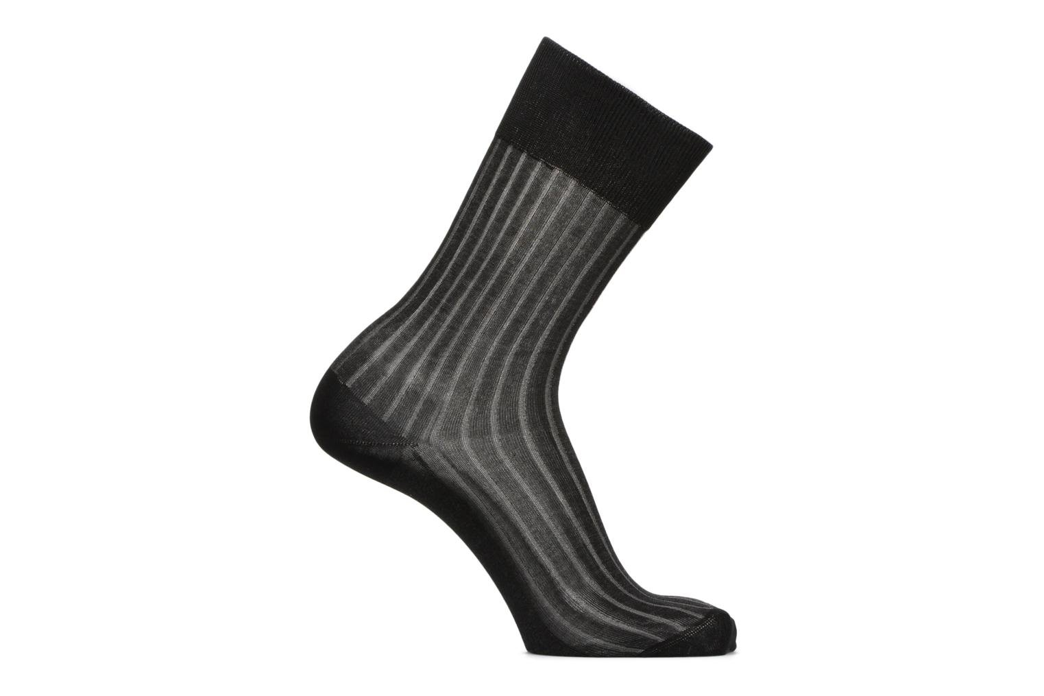 Socks & tights Falke Chaussettes Shadow Grey detailed view/ Pair view