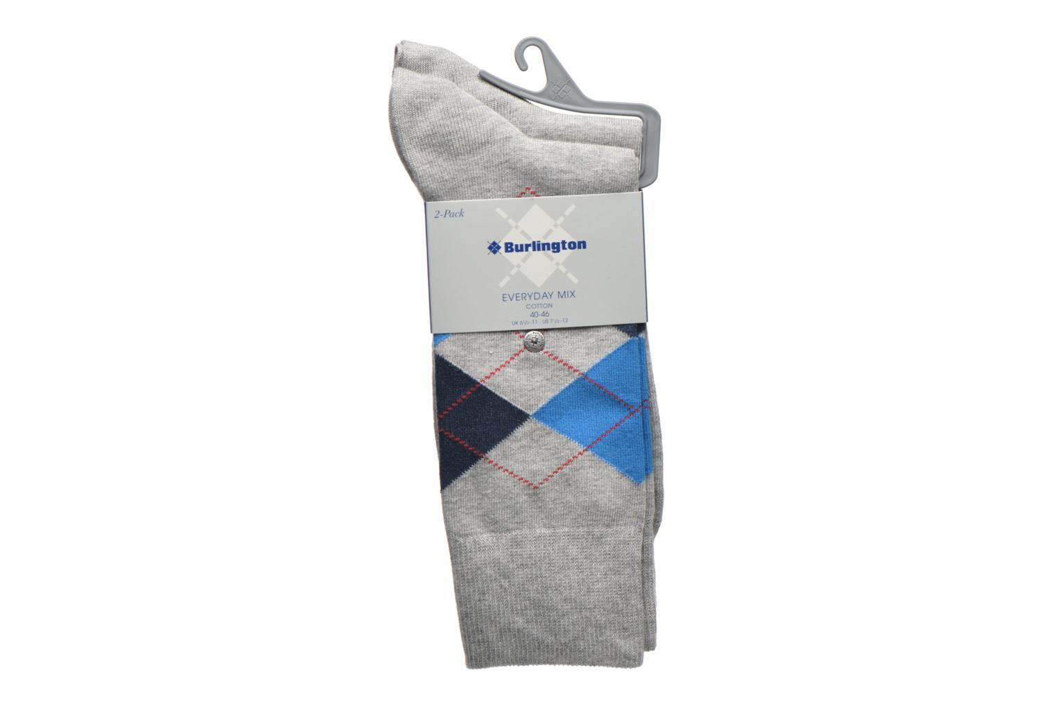 Chaussettes E.day Mix Pack de 2 3400