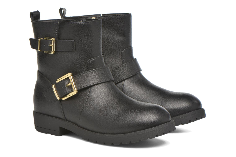 Boots & wellies Michael Michael Kors Zia-Dhalia Maeve Black 3/4 view