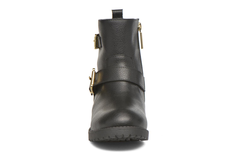 Stiefel Michael Michael Kors Zia-Dhalia Maeve schwarz schuhe getragen