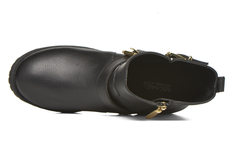 Stiefel Michael Michael Kors Zia-Dhalia Maeve schwarz ansicht von links