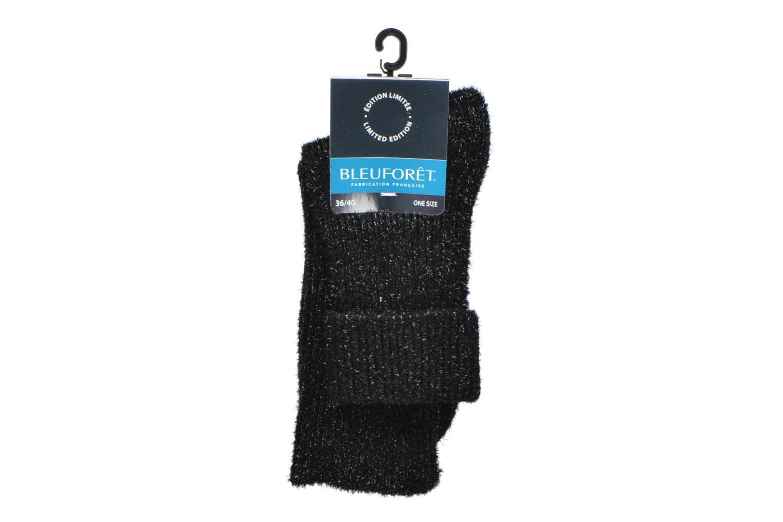 Socken & Strumpfhosen BLEUFORÊT Chaussettes Comète schwarz ansicht von hinten