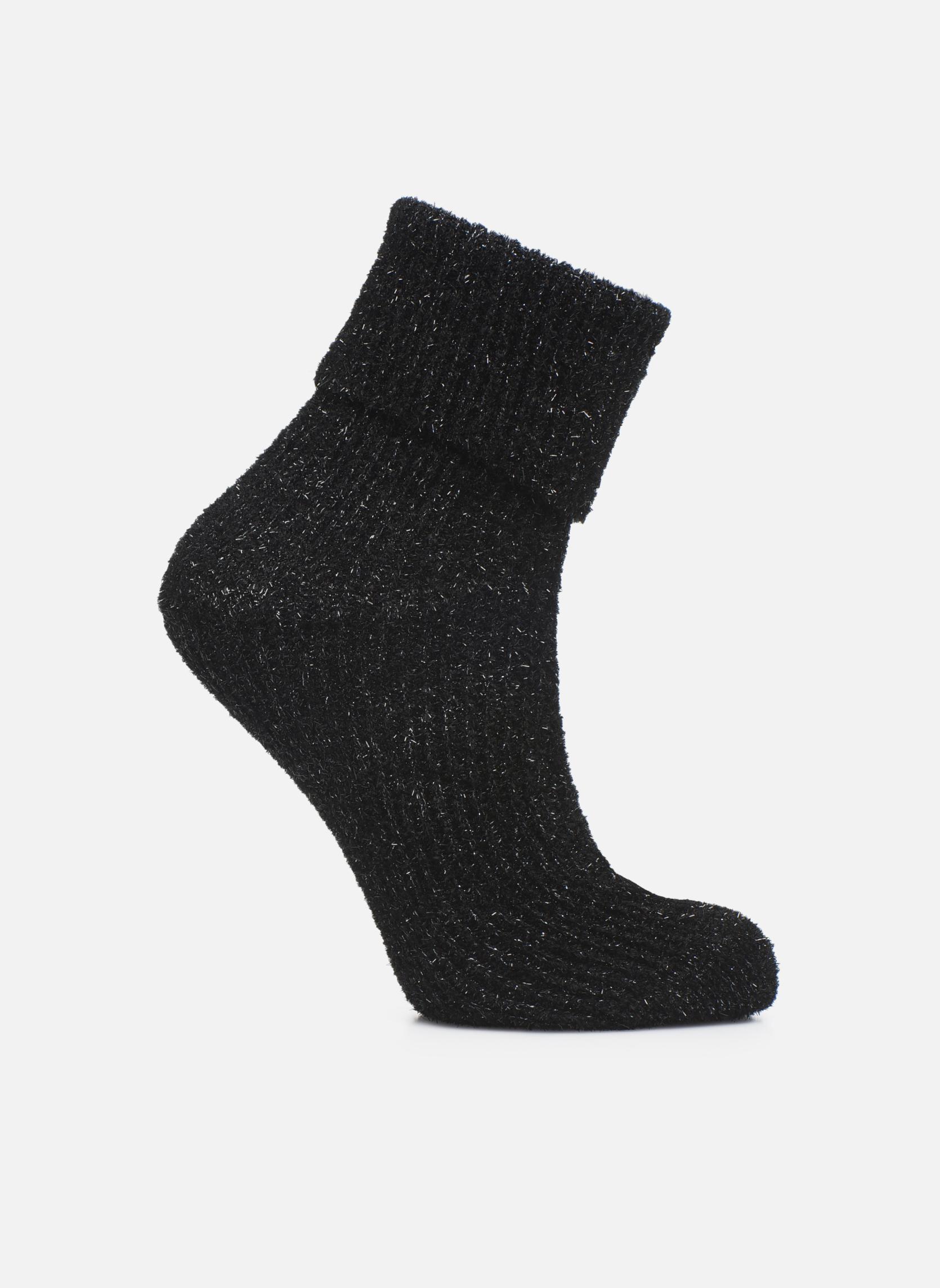 Socken & Strumpfhosen BLEUFORÊT Chaussettes Comète schwarz detaillierte ansicht/modell