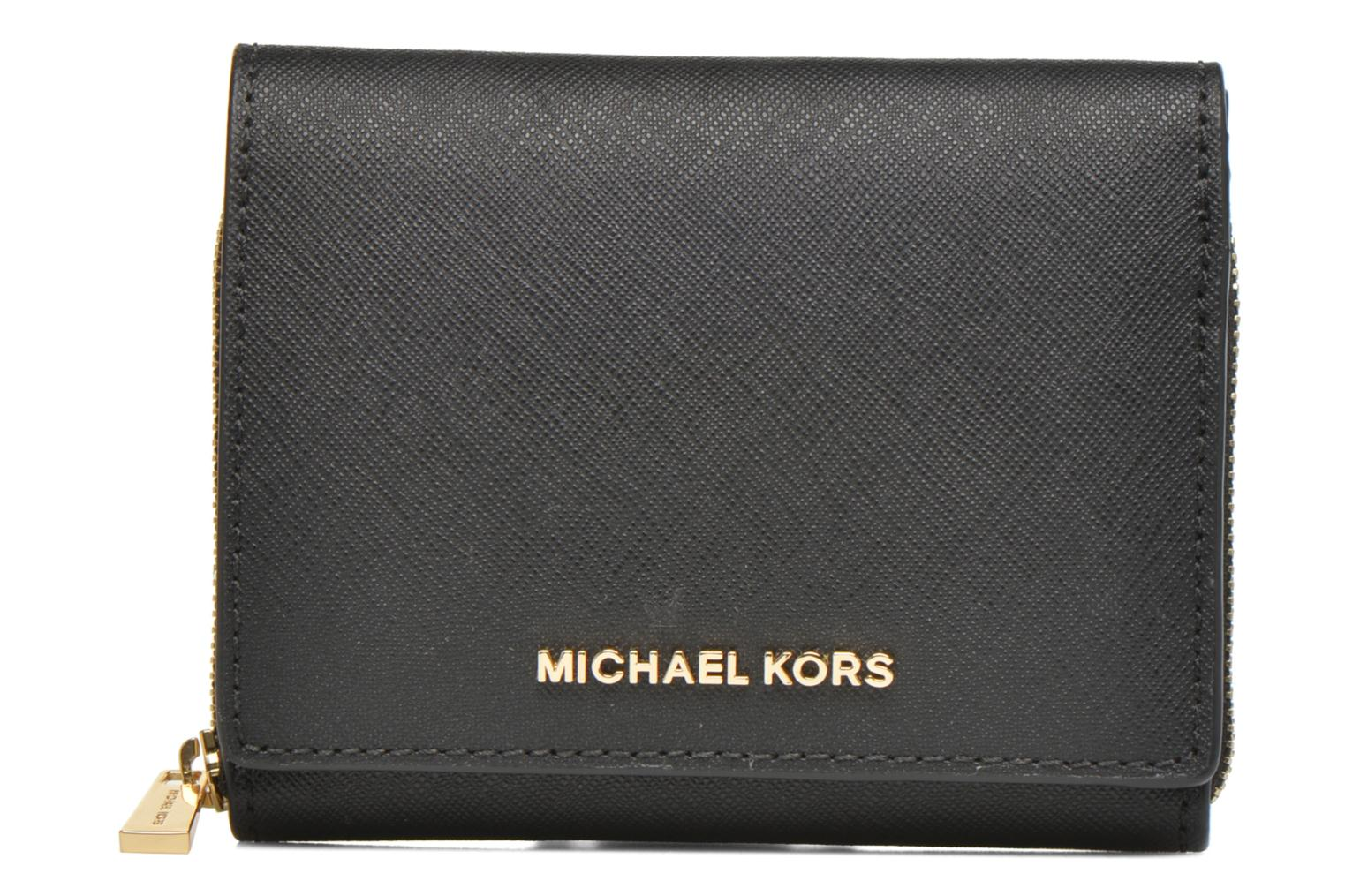 michael michael kors jet set travel md za billfold porte monnaie. Black Bedroom Furniture Sets. Home Design Ideas