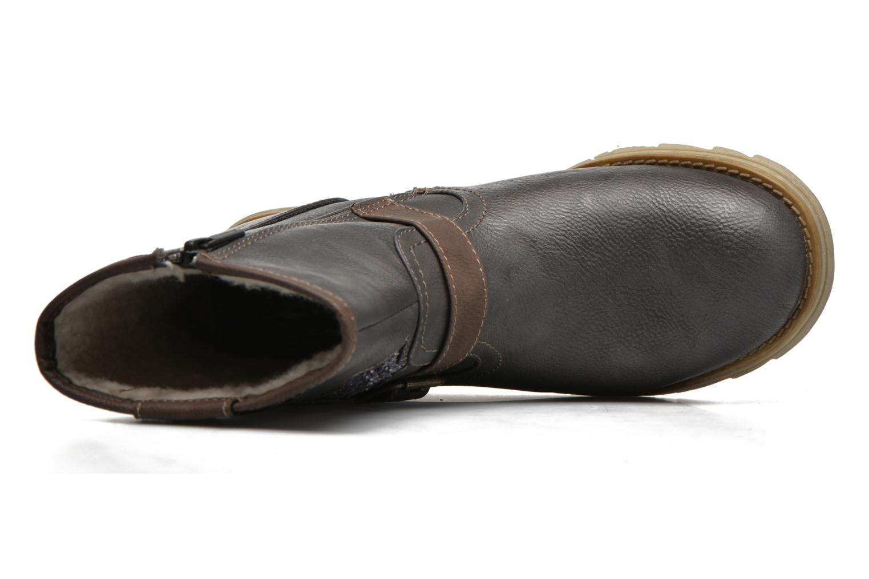 Stivali Mustang shoes Gisa Kids Grigio immagine sinistra