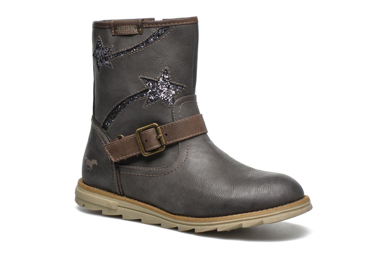 Stivali Mustang shoes Gisa Kids Grigio vedi dettaglio/paio