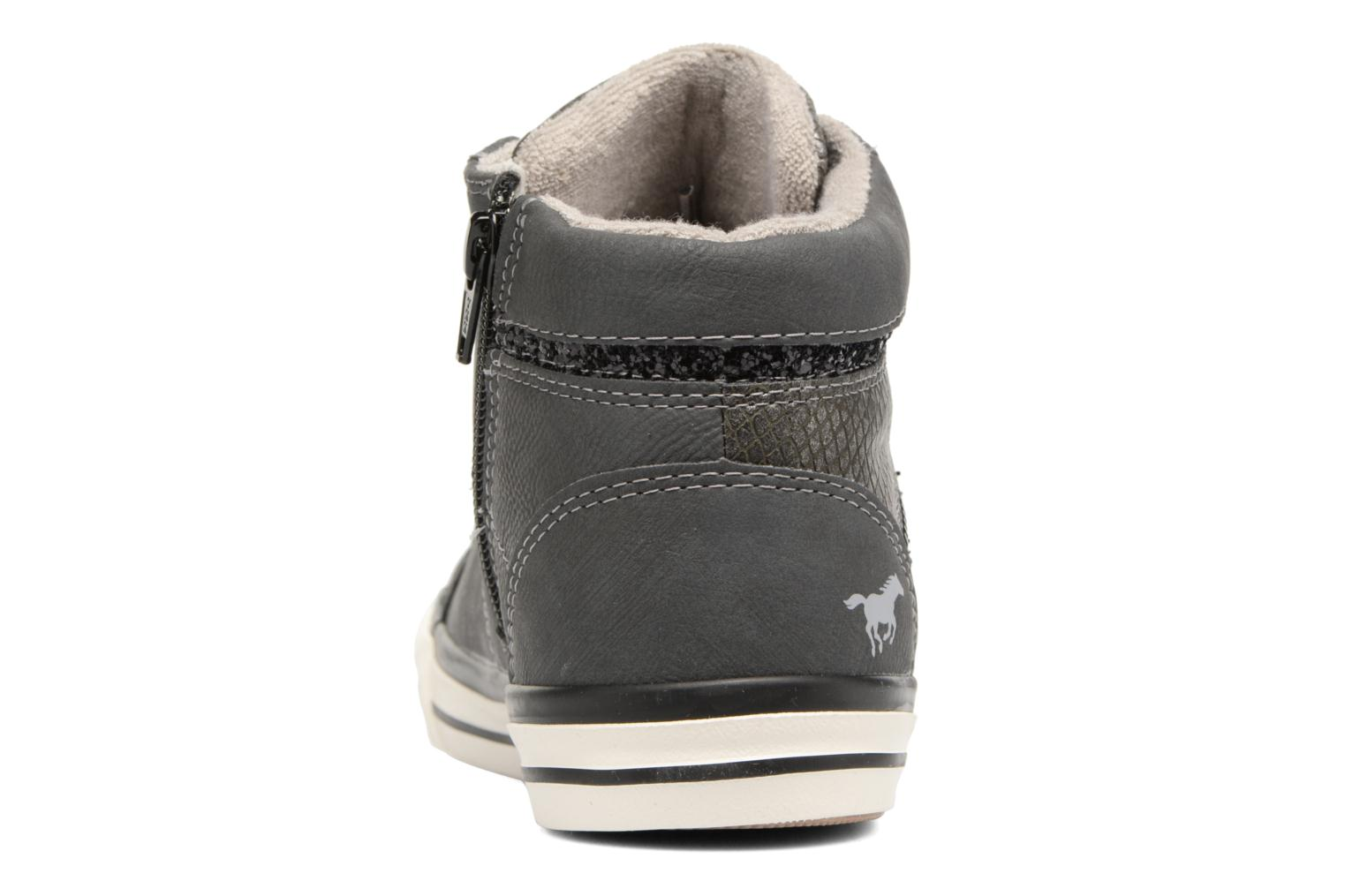 Sneakers Mustang shoes Leni Grigio immagine destra