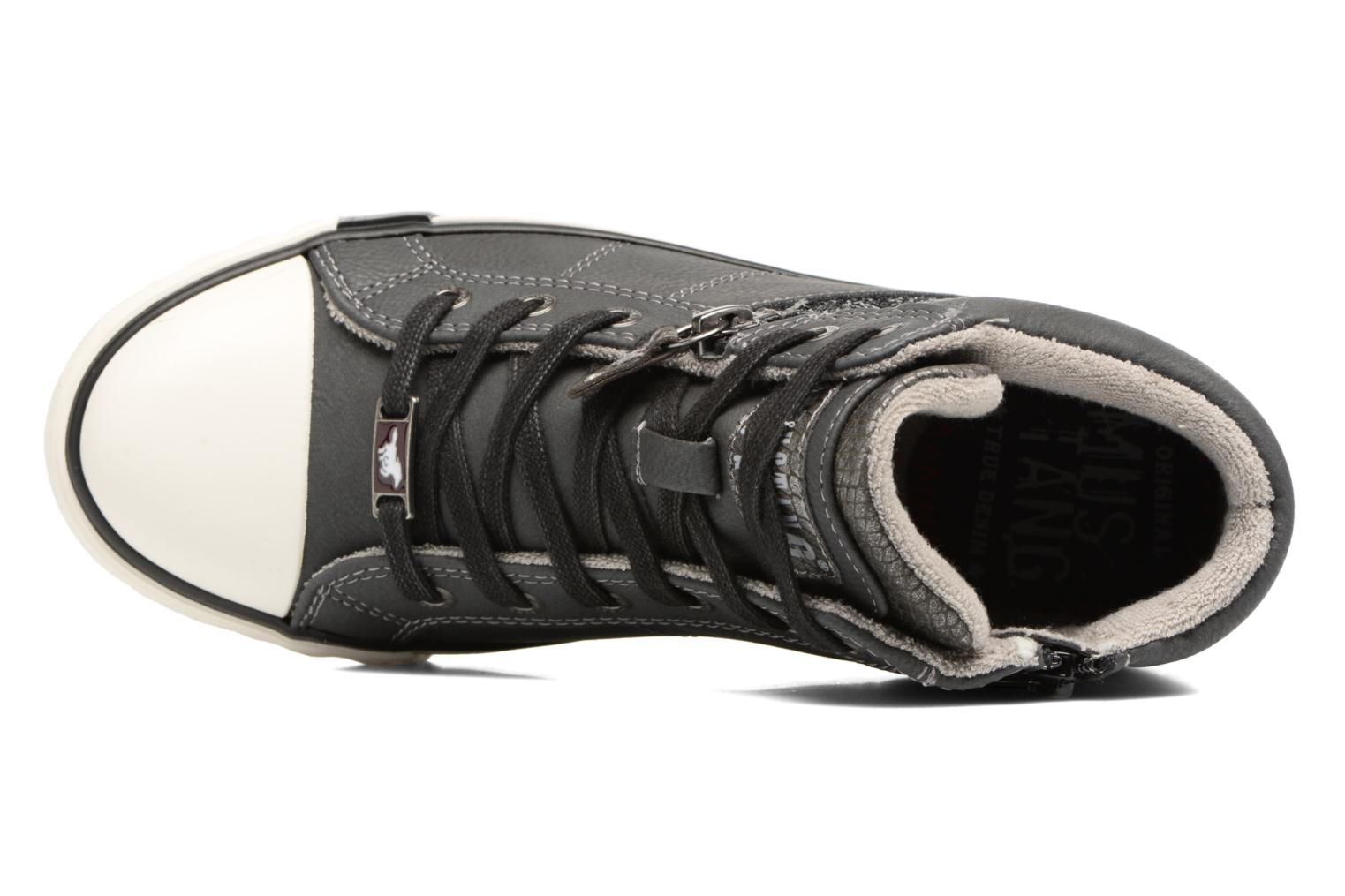 Sneakers Mustang shoes Leni Grigio immagine sinistra