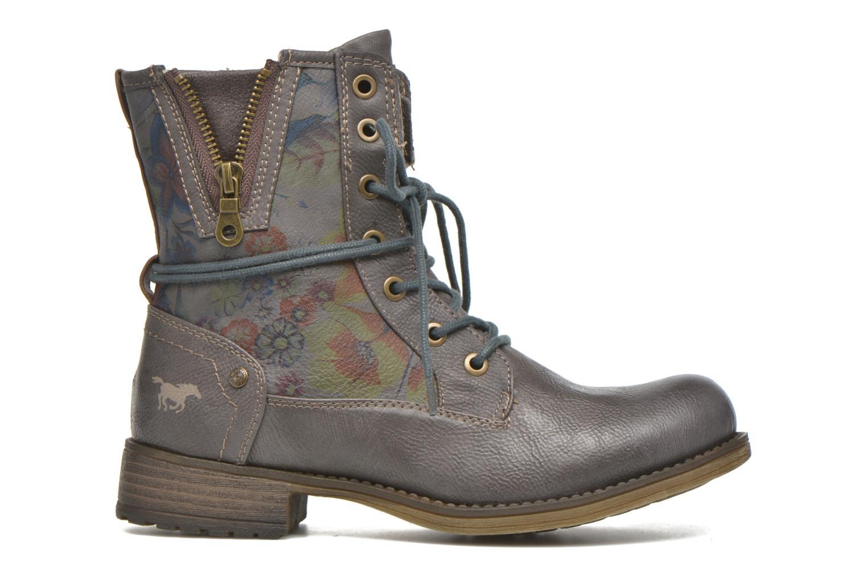 Bottines et boots Mustang shoes Krista Gris vue derrière