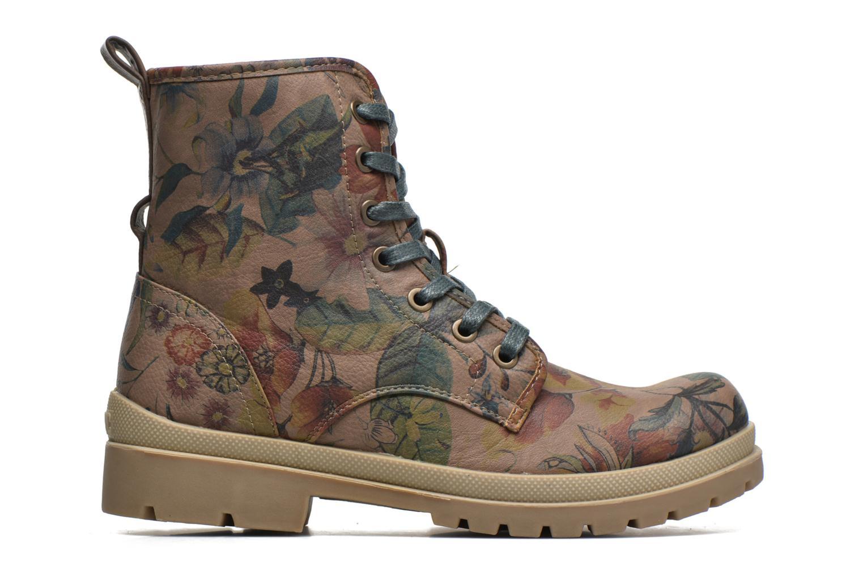 Boots en enkellaarsjes Mustang shoes Doris Beige achterkant