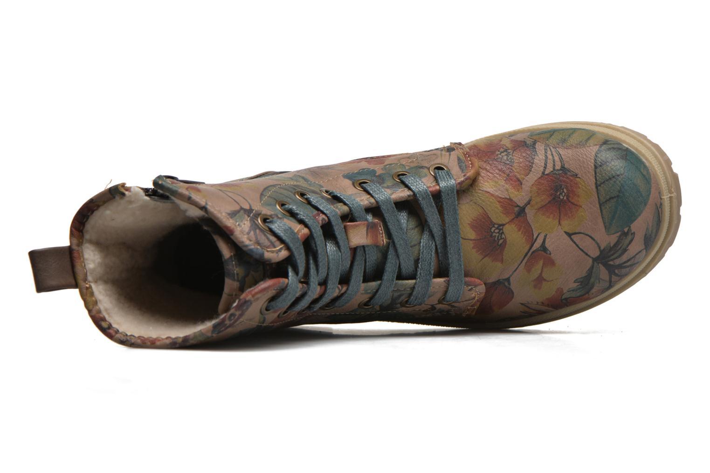 Stivaletti e tronchetti Mustang shoes Doris Beige immagine sinistra