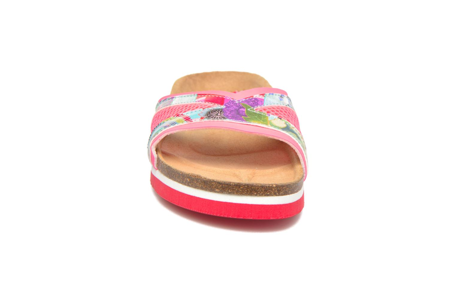 Mules & clogs Desigual SHOES_NORA 2 Pink model view