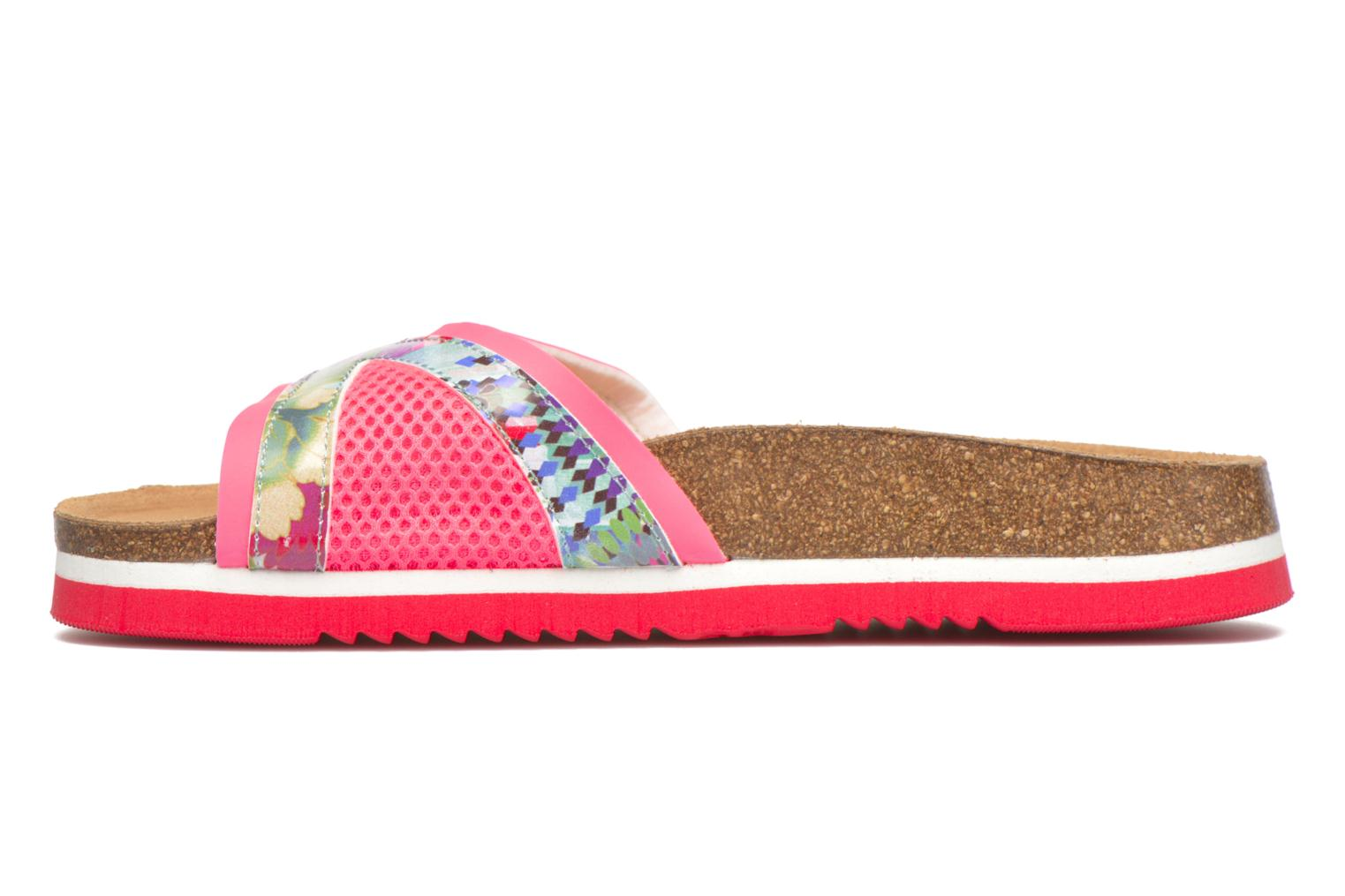 Mules & clogs Desigual SHOES_NORA 2 Pink front view