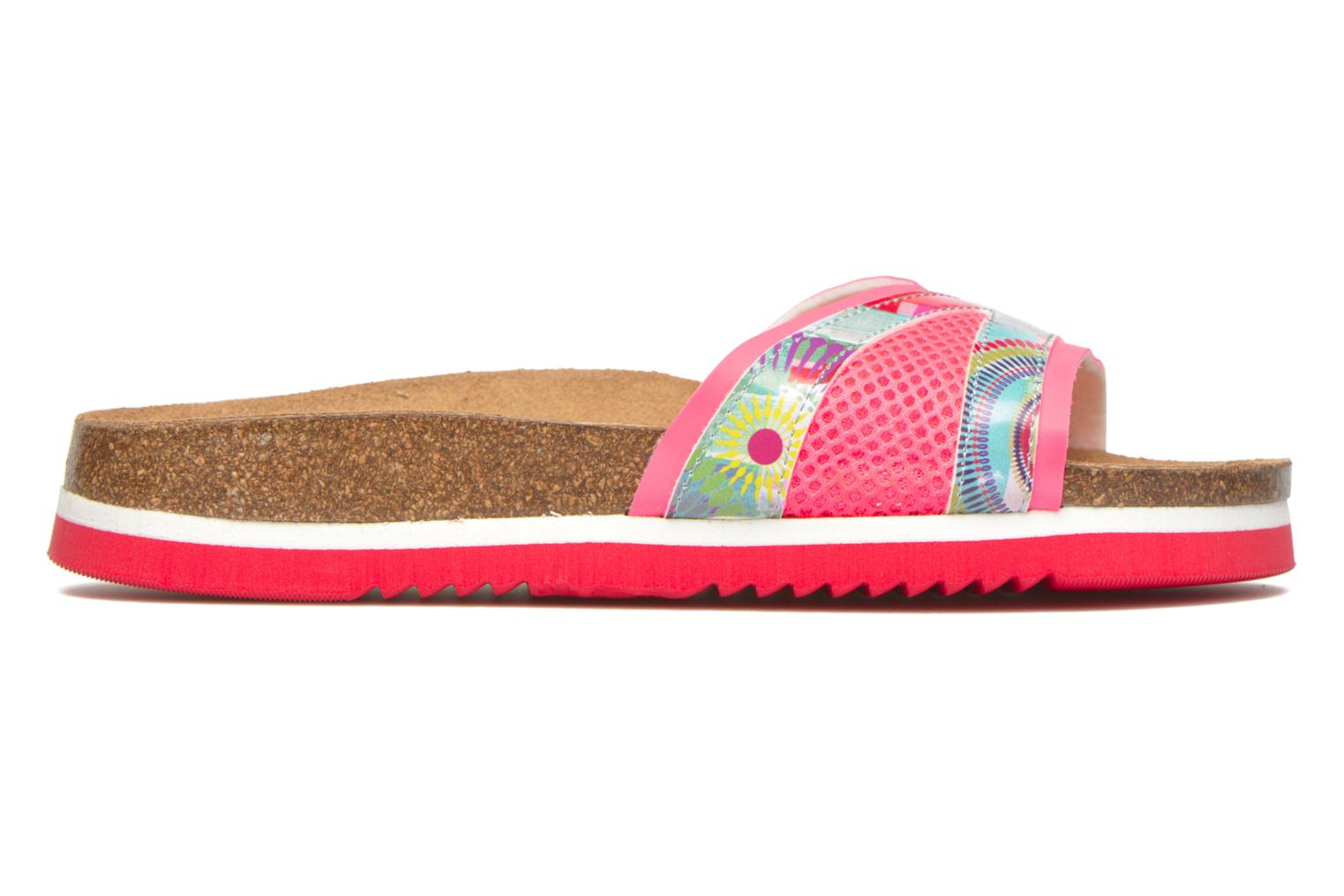 Mules & clogs Desigual SHOES_NORA 2 Pink back view